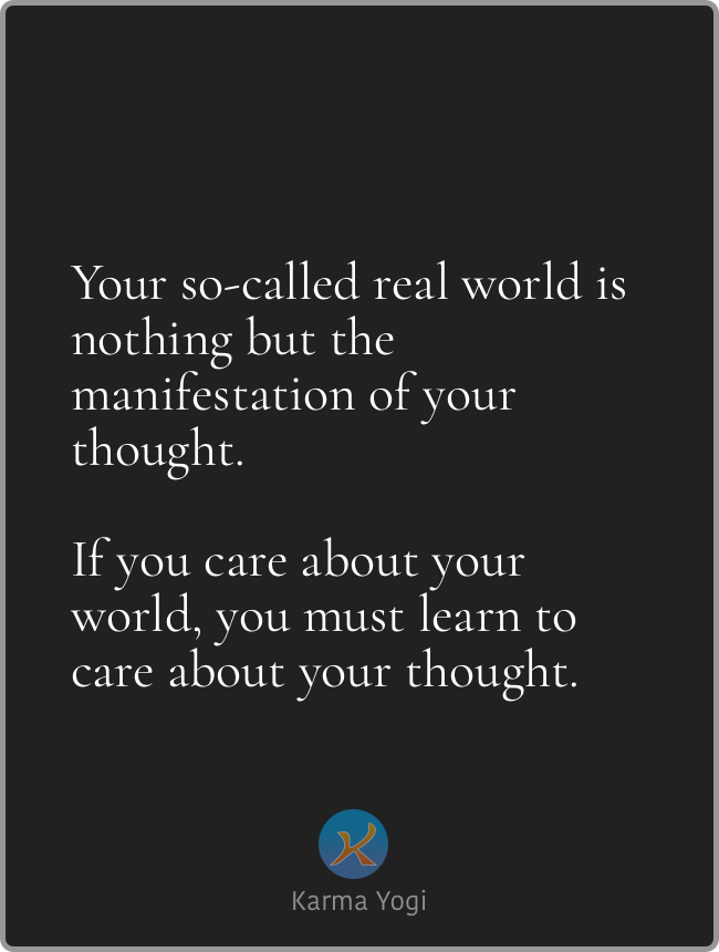 Reality and Thought