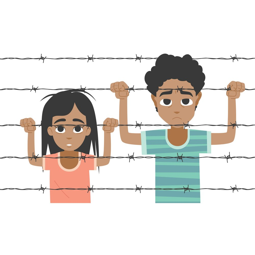 Immigration, Warfare, and Childhood Trauma - The physical, emotional, and social effects on the children caught in the middle of it all