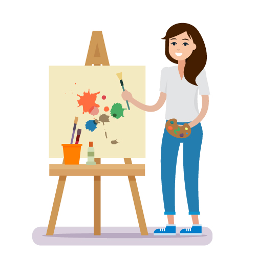 Healing through the Arts - What expressive arts can teach us about ourselves