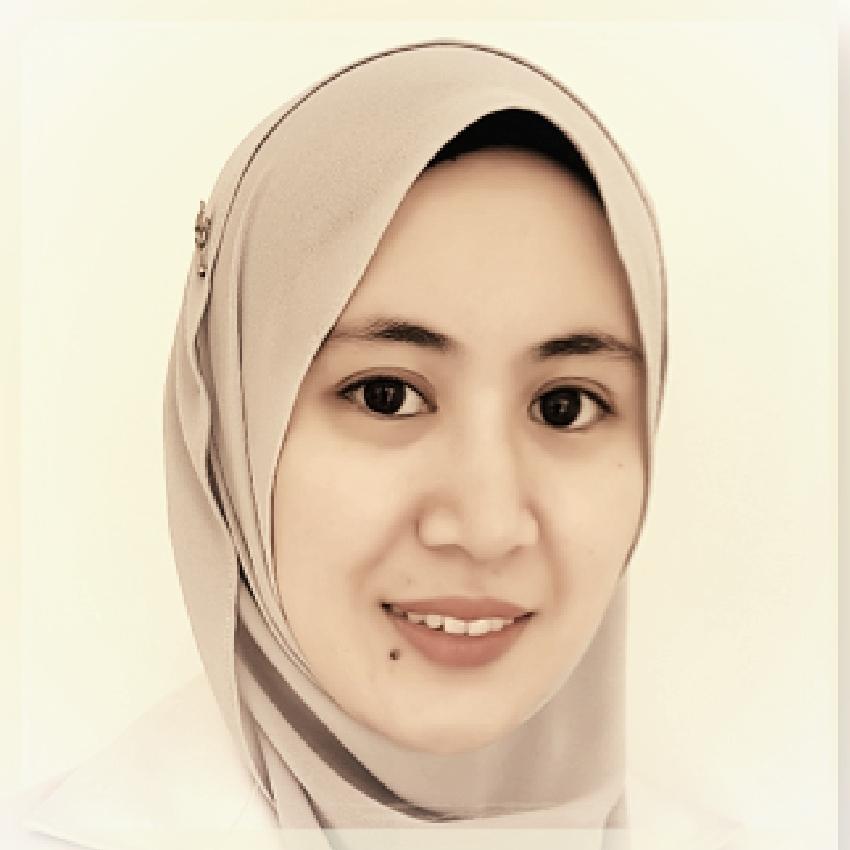 Dr. Ida Haryani A Shukor , Dentist