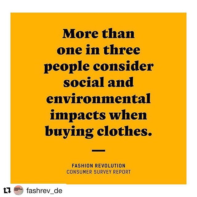Just in case you haven't heard of Fashion Revolution, it's a global movement that runs all year around. There is one in the UAE too @fash_revuae. If you want to be involved or know more about it, the best way is to contact them directly in your city. And if there isn't one, you can easily set it up by contacting them at www.fashionrevolution.org  These guys ALWAYS need help, anywhere in the world. They do it because they believe that Fashion is a celebration, hence why it should be produced ethically. 🍀🍀🍀 On another random note: It is -1 degrees today, my hands are so dry they look like the hands of a million year old. But I am optimistic because I heard the cold slows down face wrinkles 😆😎💆🏻‍♀️ On another side side note: I am jealous from all my #UAE buddies going to the beach, and celebrating F1! 😅 ~~~~~~~~~~~~~~~~~~~~~~~~~~~~~~ #ehicalfashion #sustainablefashion #abudhabi #uae #dubai #f1 #berlin