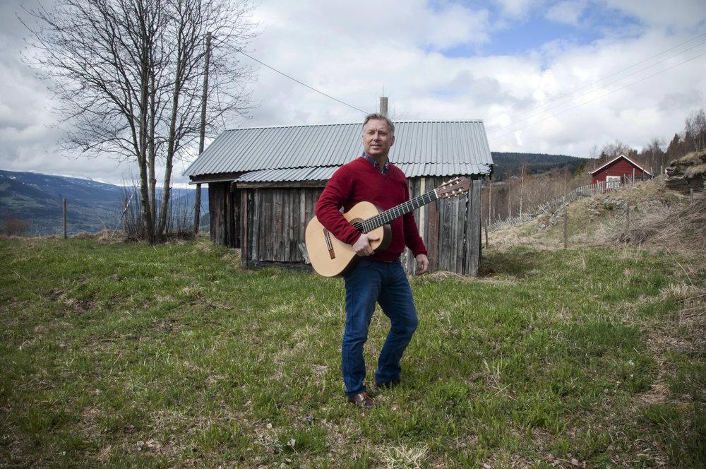 Tom Willy Rustad (foto: Bjørn Kjellsson Sletten)