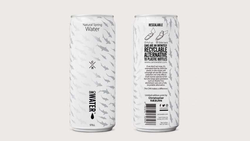 """CanO Water - """"A solution to plastic pollution"""" @ https://www.canowater.com"""