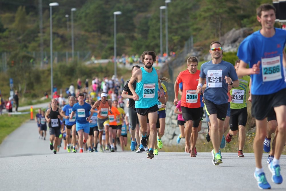 10k - one of the most popular distances