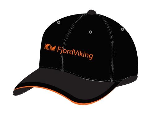 Alle som fulfører Fjordviking få ein spesial laga statuett og ein eigen caps.