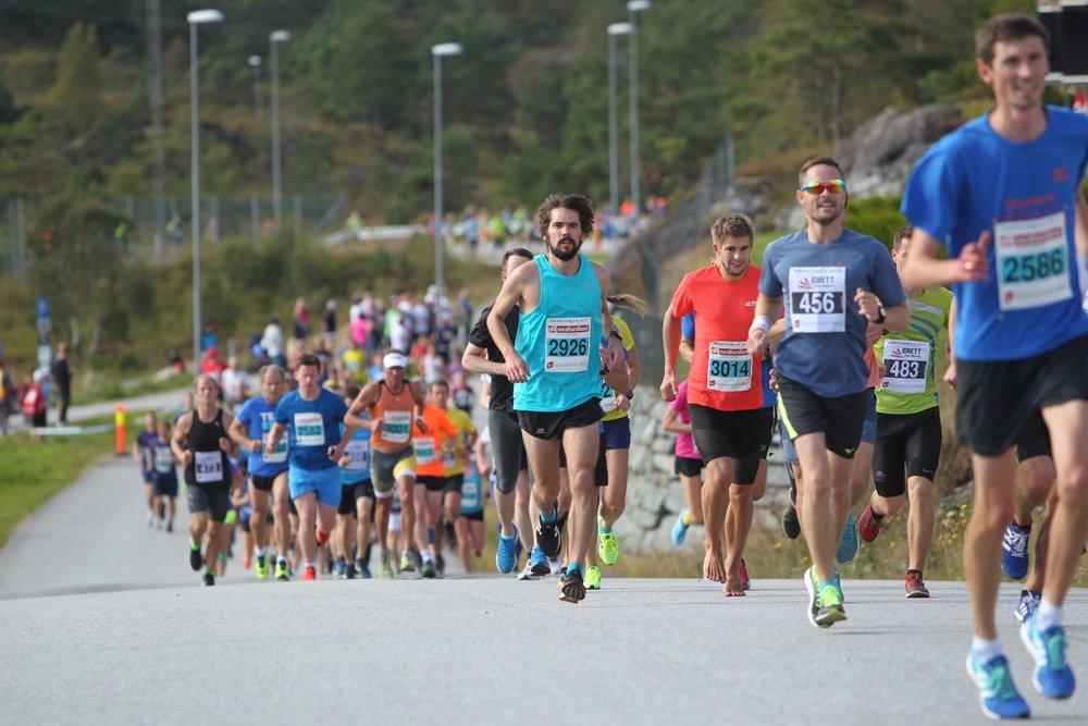10km - vert arrangert for 37. gong i 2019