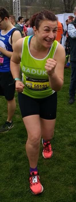 Karen Slade - Marathon Runner