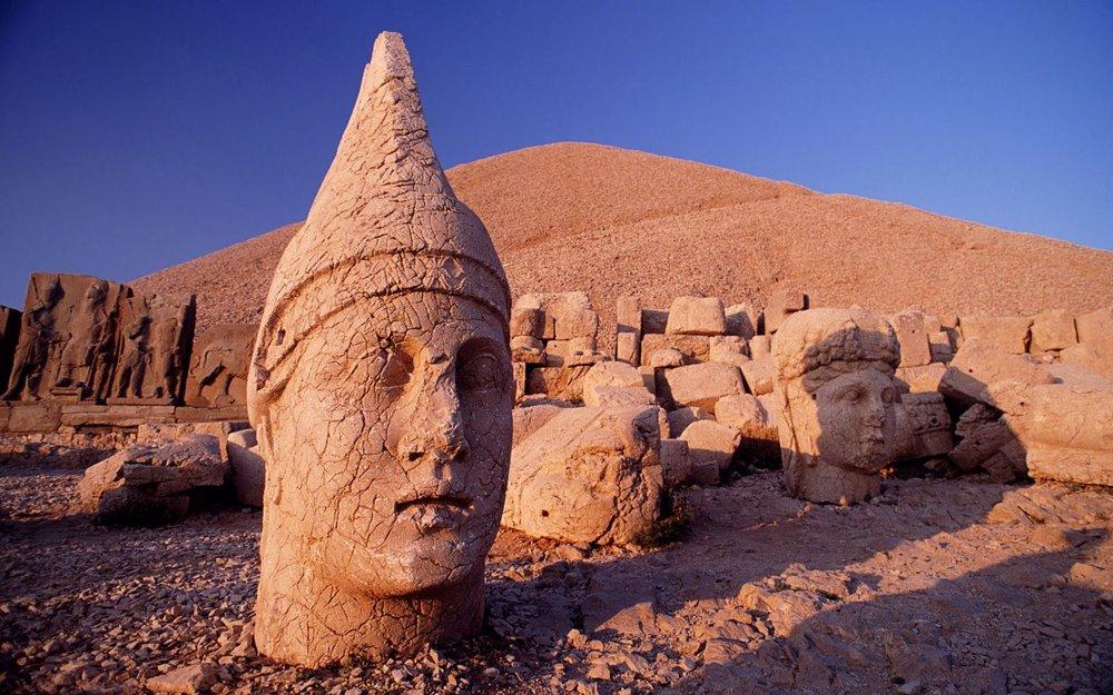 Copy of Mount Nemrut