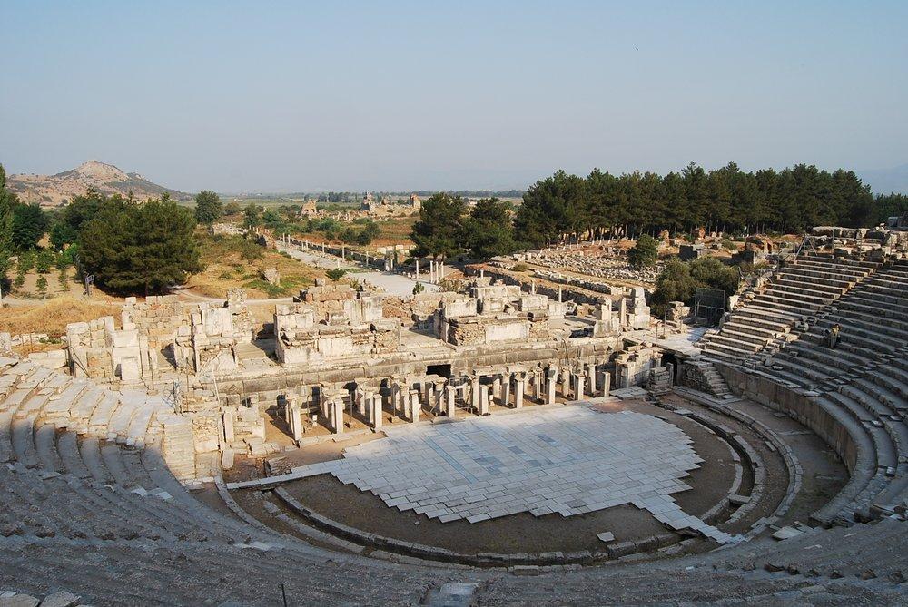 Copy of Ephesus Theater