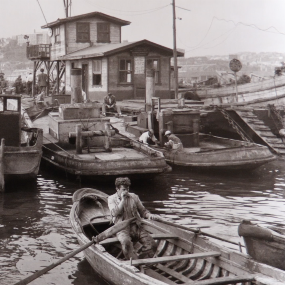- ARA GÜLER, once upon a time in istanbul
