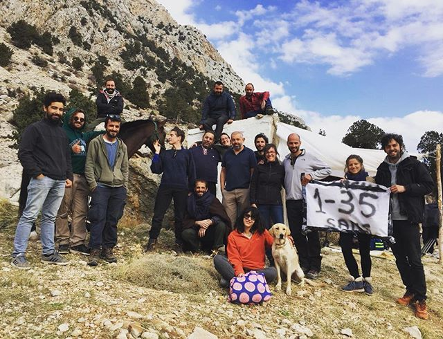It's a wrap for Sans Cheval 💥💃A film directed by Lucile Mercier and produced by Stank ✨😍 #lineproduction #production  #shooting #film #inturkey #greatteam #greatjob #filming #filmmaking #itsawrap #filmmakers #filmmakerslife