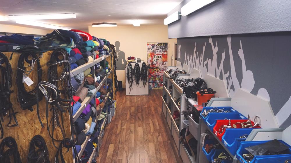 Der Equiwent Chartié Shop -