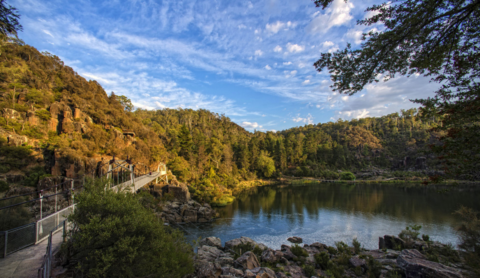 Cataract Gorge - 3.5km