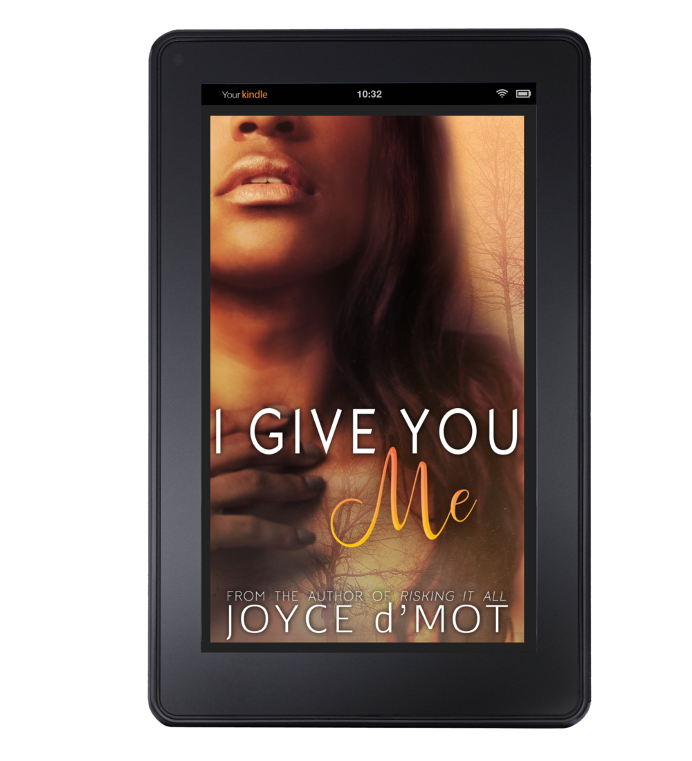 I Give You Me  -                         BOOK TWO                        A NOVELLAThe story continues with Simon's best friend Christopher—dark and hard to read, Christopher walks that line of complete control. But there is one person who can unravel his heart like no one else. Syeda is familiar with the pain of loss. Her life has been defined by it. Her father , a man she never met haunts her. The mother who she loves, losses her battle with cancer and the man she loves, she lost because of her lies. Time should heal all wounds but there is no guarantee. Now, back in each other's orbit, the same fire that once engulfed them is raging. Can Syeda and Christopher survive this flame without being destroyed in the process?READ AN EXCERPT