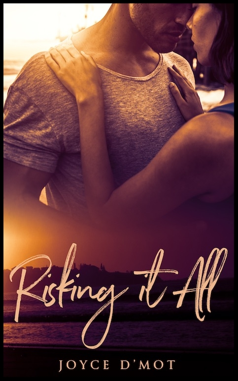 Risking It All   - Book One of the series introduces you to Kenya Davis and Simon Washington. Their worlds collide in a mashup of uncertainty and desire. Simon's life is turned upside down, taking him from affluent businessman to fugitive.  Kenya, already reeling from her own personal hell, is thrust into his world, wanting to comfort Simon but should she? Simon should push her away, but the sweetness of her presence is hard to resist when he needs it so much. READ AN EXCERPT