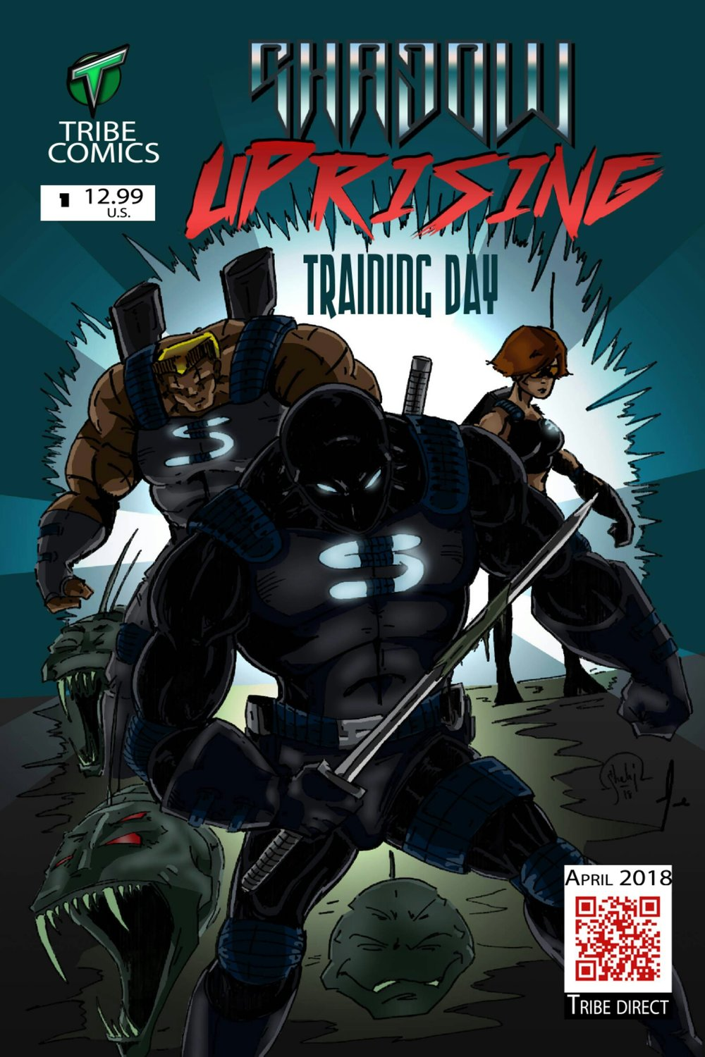 - Shadow Uprising #1Series:Shadow: UprisingPublished: Feb , 2019 Age Rating: T BUYCover price:$9.99Digital Download: $ .99
