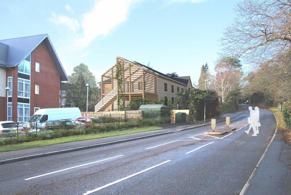 Abercorn House -
