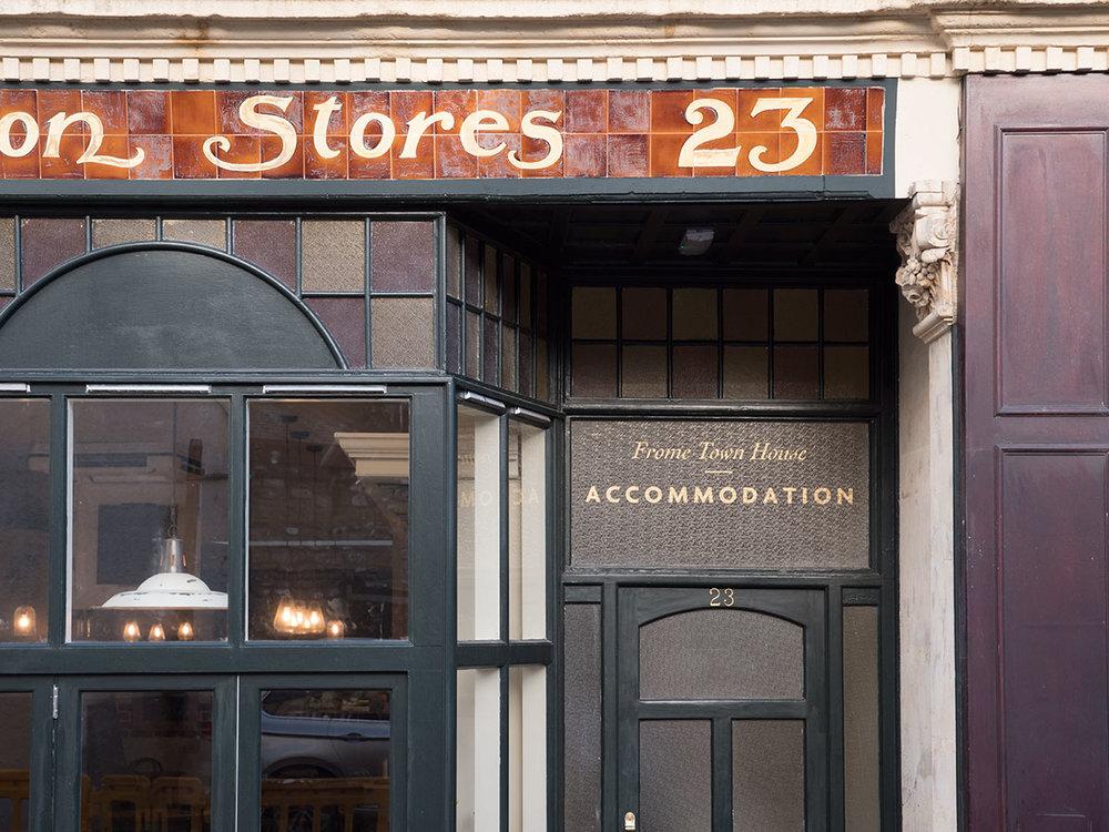 Catherine Street -