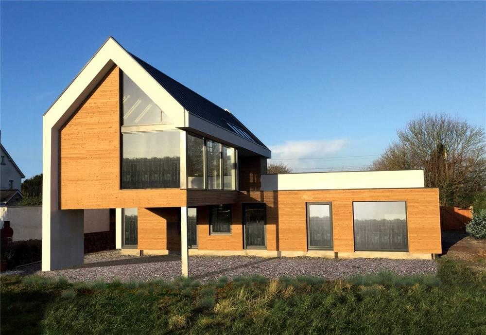 New Build Near Taunton -