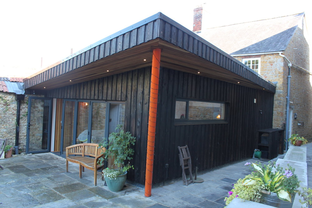 Crowberry Cottage - Extension