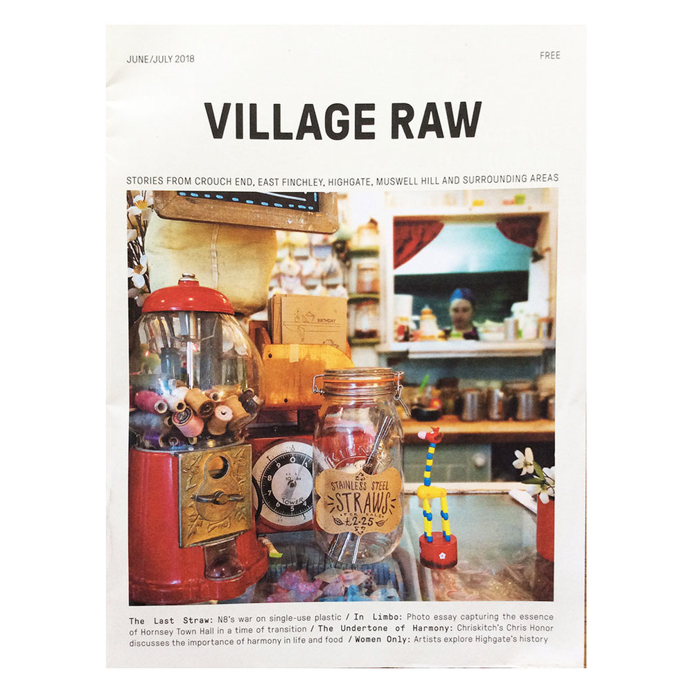village raw front cover.jpg