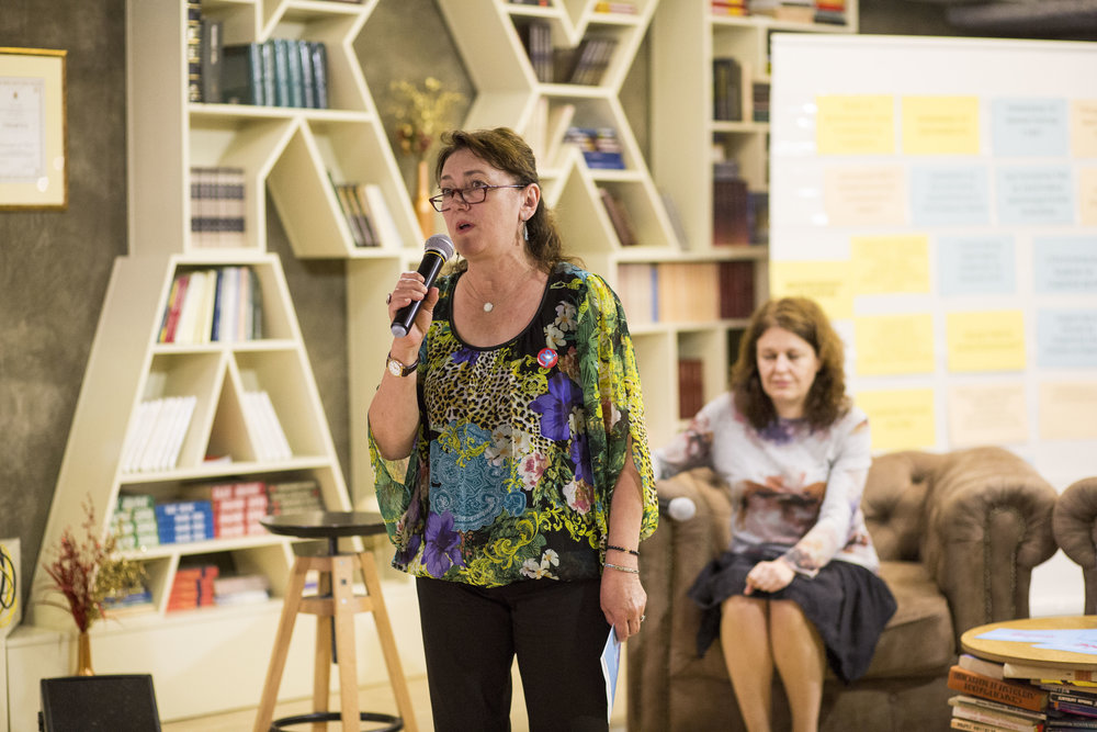 Мария Недялкова - член на Инициативния комитет.