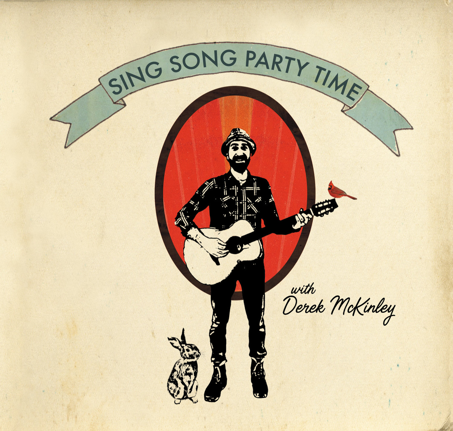 'Sing Song Party Time' with Derek McKinley!