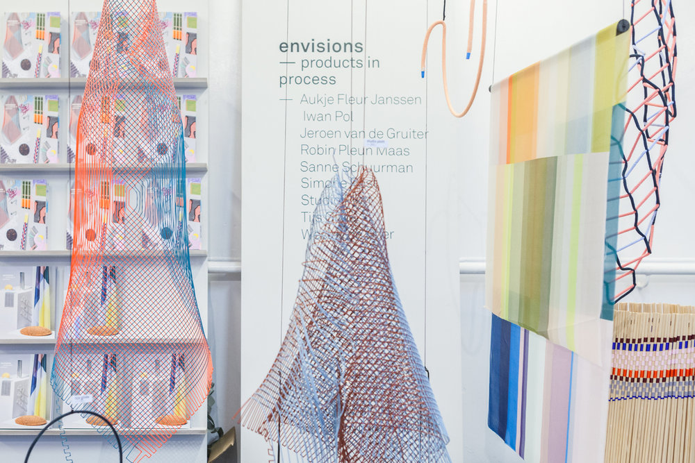 Envisions, products in process, Object, Rotterdam, The Netherlands