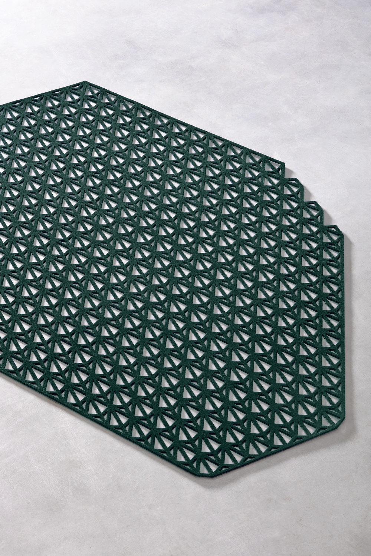 Kite - Green, 110 x 160 cm