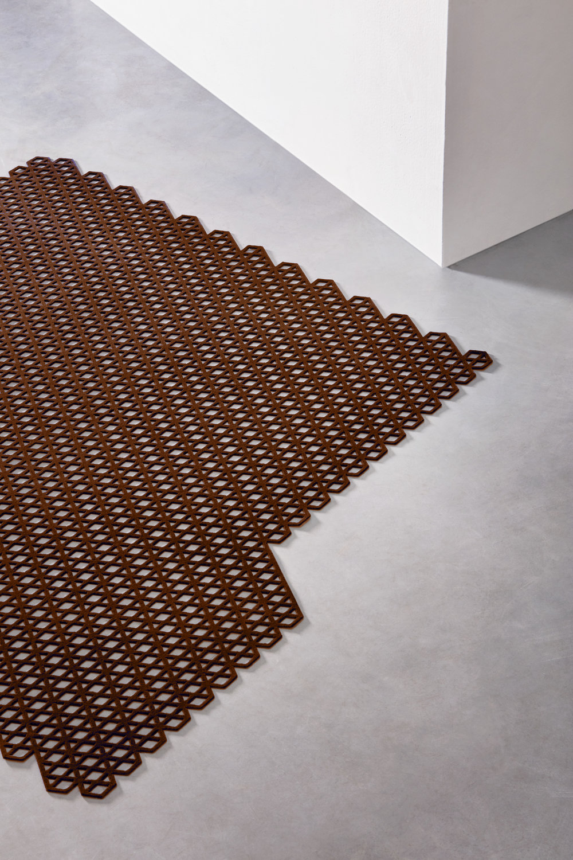 Twill - Brown, 170 x 180 cm