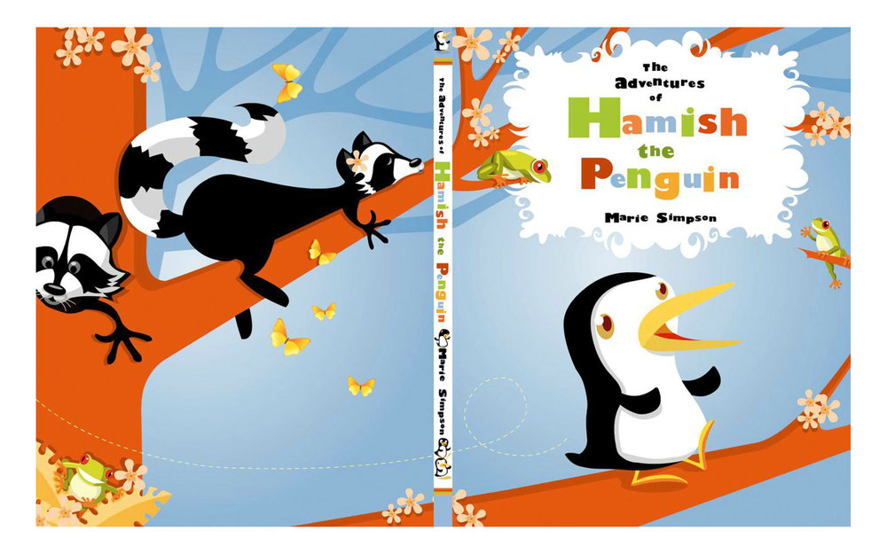 Hamish the Penguin