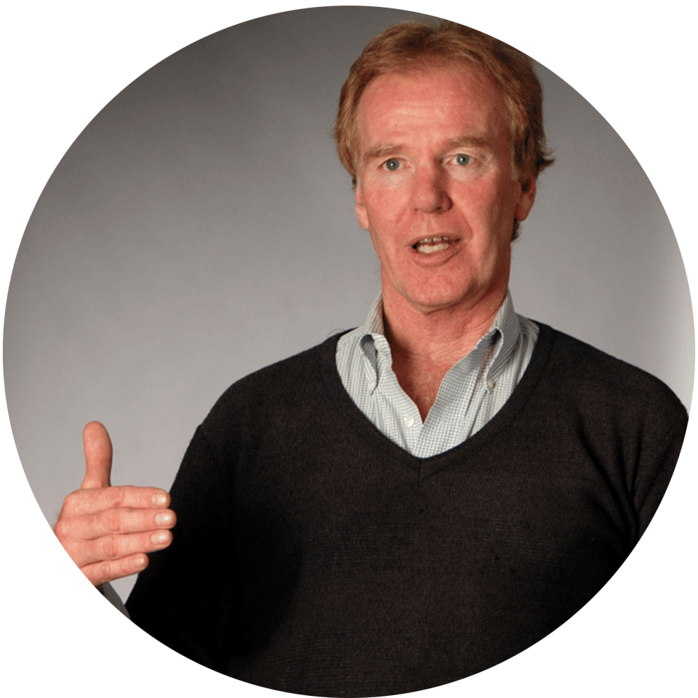 Peter Senge - Founder of Systems Leadership Institute