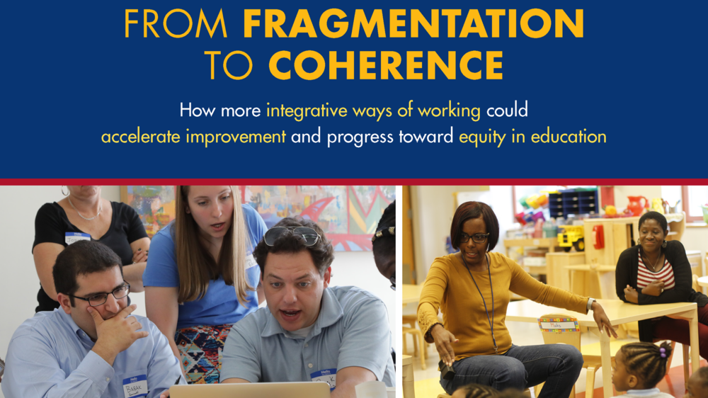 An in depth look at how more integrative approaches can aid progress towards an equitable education system.