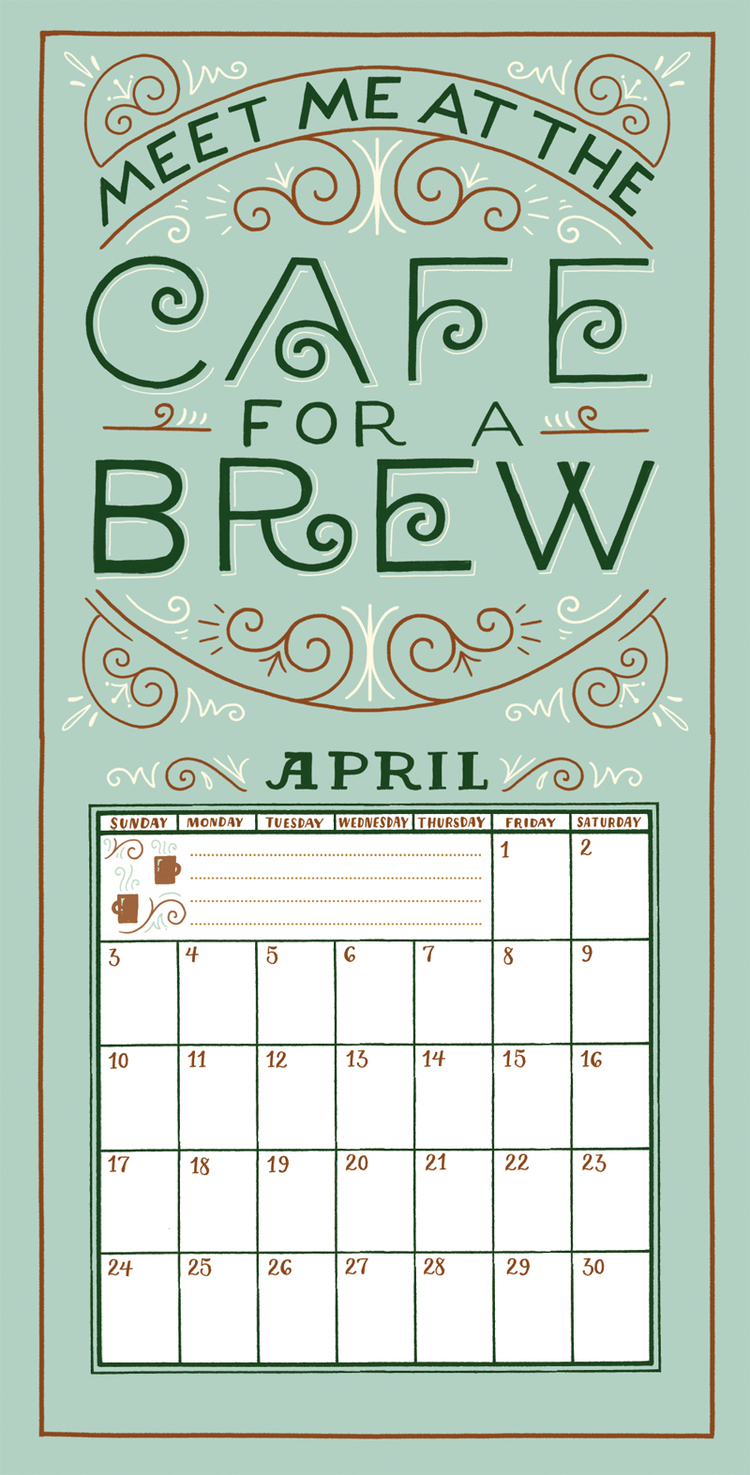 Meet Me at The Cafe for a Brew By Mary Kate McDevitt
