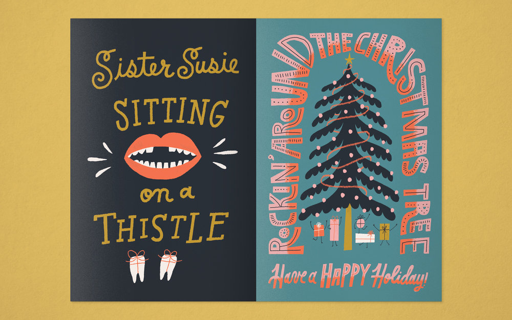 Holiday Sampler - Mary Kate McDevitt