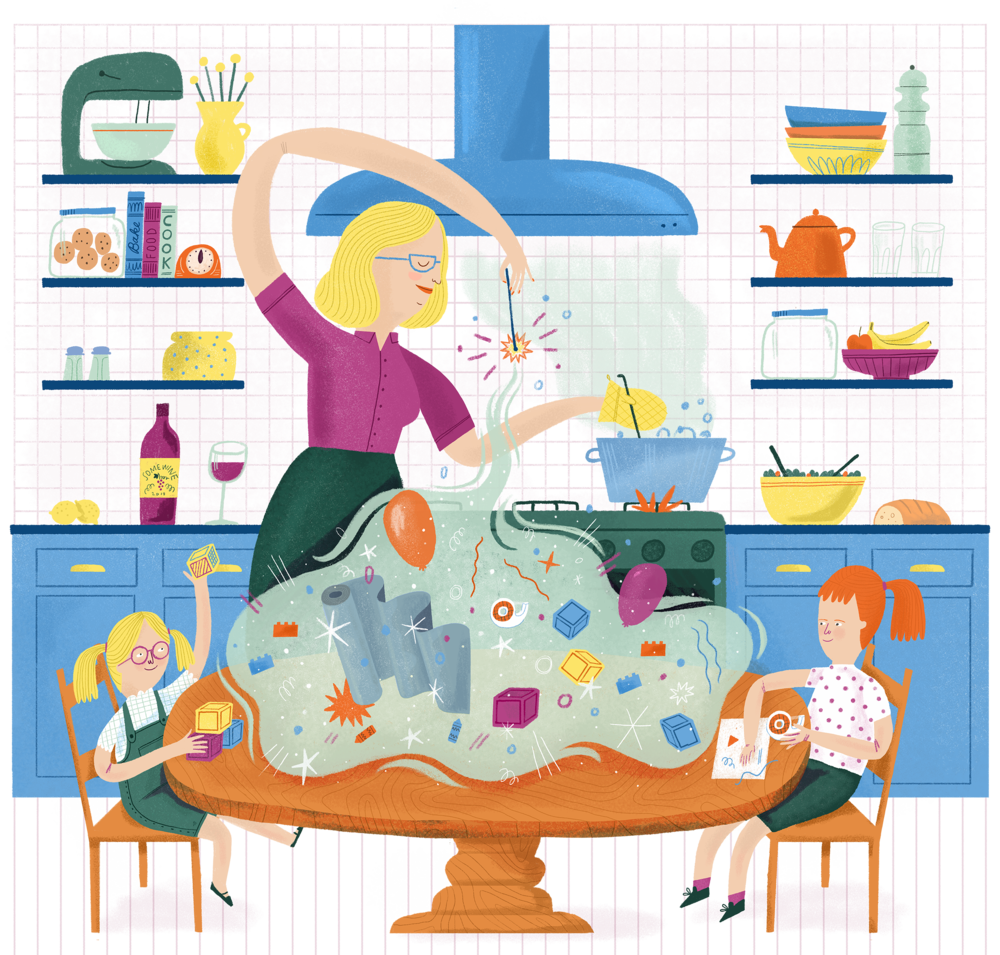 Family Fun Magazine - Mary Kate McDevitt
