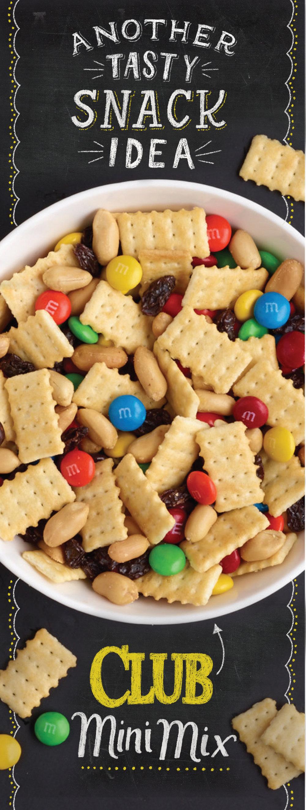 Club Crackers - Mary Kate McDevitt