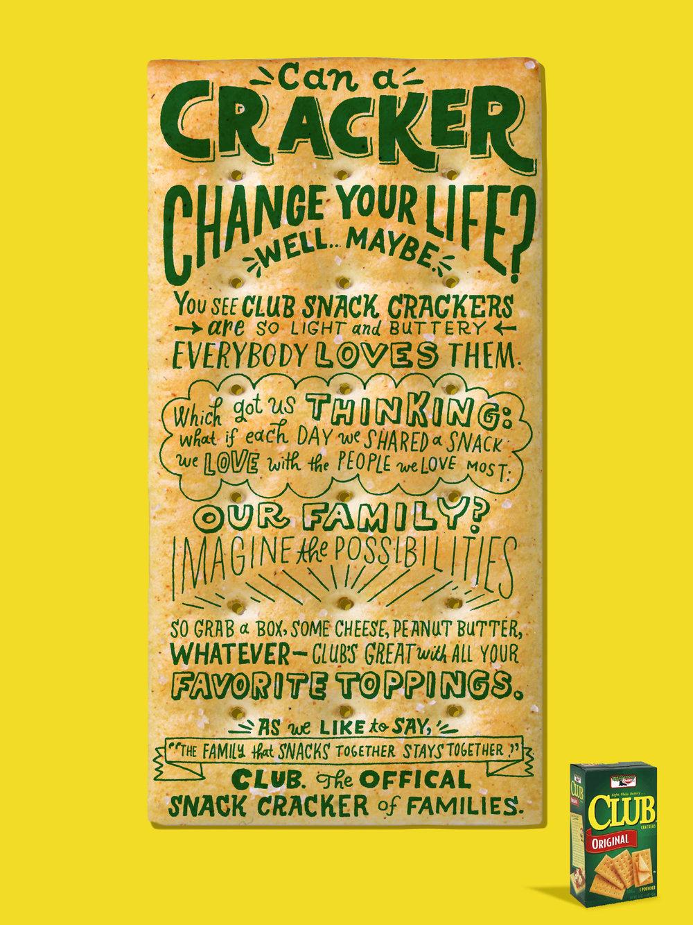 Club Cracker - Mary Kate McDevitt