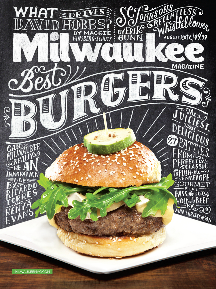 Milwaukee Cover - Mary Kate McDevitt