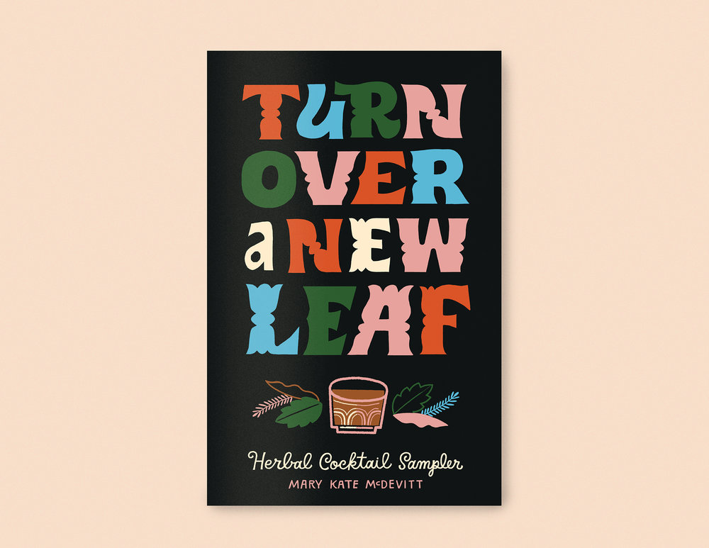 Turn Over a New Leaf by  Mary Kate McDevitt