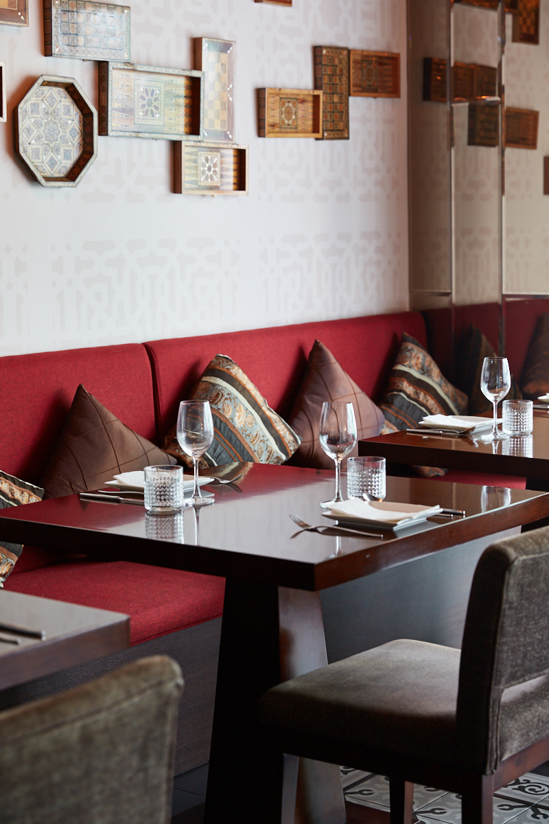Continuing the Zahra Legend - SV: Can you tell us about Zahrabel Dining Club?N: Zahrabel Dining Club is a wholly owned and run second generation family establishment, and an homage to the legendary Zahra restaurant. Zahra was a true pioneer of Lebanese food in Hong Kong during the 90s, only to be closed after 15years when the first generation retired.In 2013, the 2 sisters, Nadia and Nysreen El-Mahmoud opened Zahrabel, sharing their beloved family recipes with Hong Kong diners once again.Zahrabel, designed by their architect brother Mazen, is a true oasis in the heart of Wanchai where members are encouraged to take their time sampling a variety of authentic mezze dishes in an exquisite and relaxing setting.Zahrabel's communal dining concept reflects the family's belief that the sharing of food represents the sharing of joy and should uphold the essence of Lebanese food, namely passion, love, generosity and richness of flavour. Zahrabel's unique dinner sharing menus are designed to reinforce the joys of family style dining by offering a wide array of traditional Lebanese cold and hot mezze sharing dishes, meat and vegetarian alike.With an emphasis on freshness and with an aim to minimising wastage, all of Zahrabel's dishes are prepared afresh on a daily basis.Zahrabel also offers an impressive selection of fine Lebanese wines, beers and exotic house cocktails.