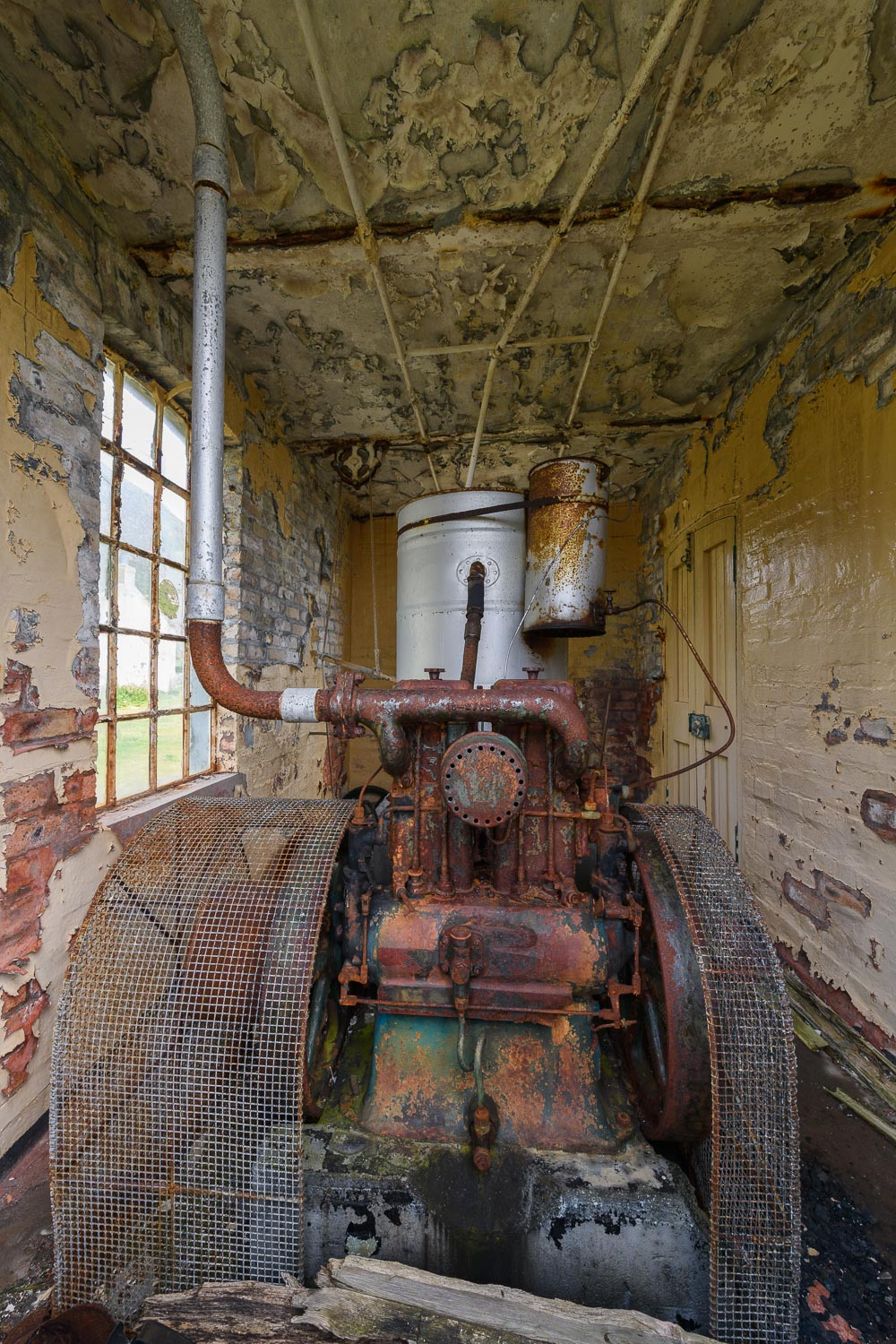 Disused Machinery