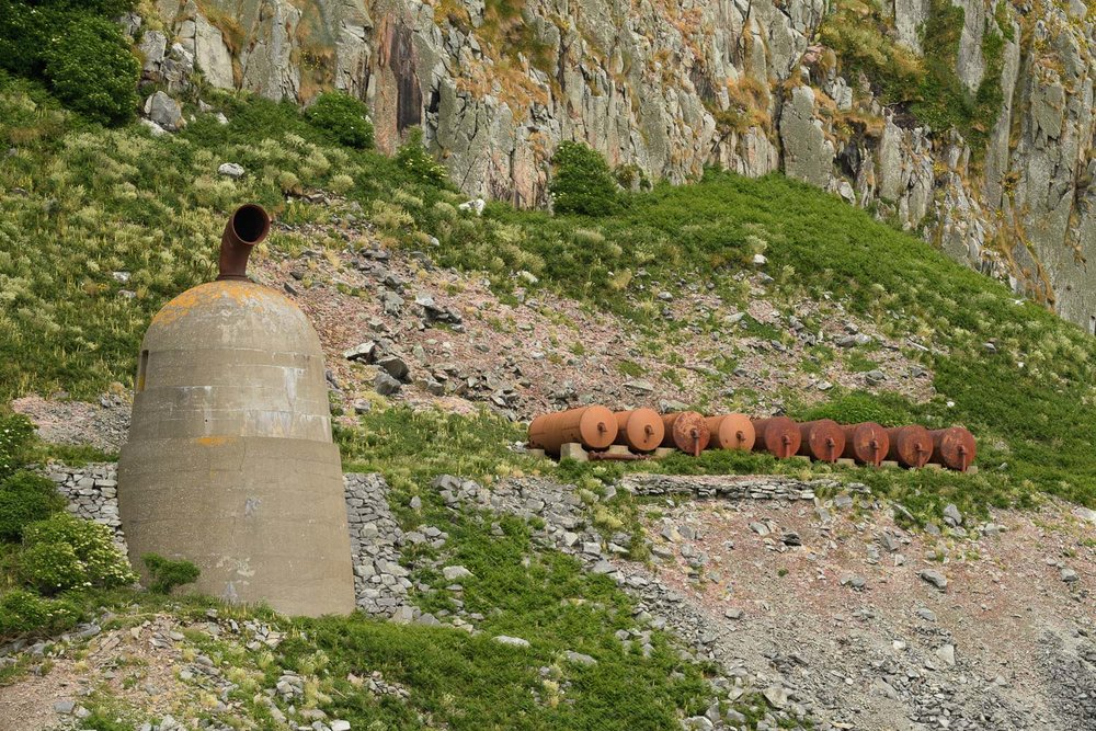Disused Foghorn