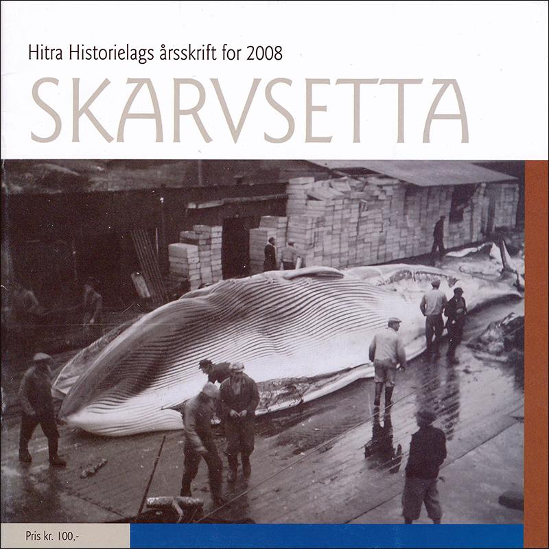 Skarvsetta 2008