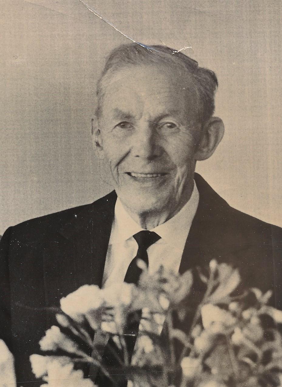 Knut Olaus Børø var en sjøens veteran. Han reiste tidlig ut og fikk ansvarsfulle oppgaver som skipper på mange fartøyer. (Foto: HF-arkiv©)