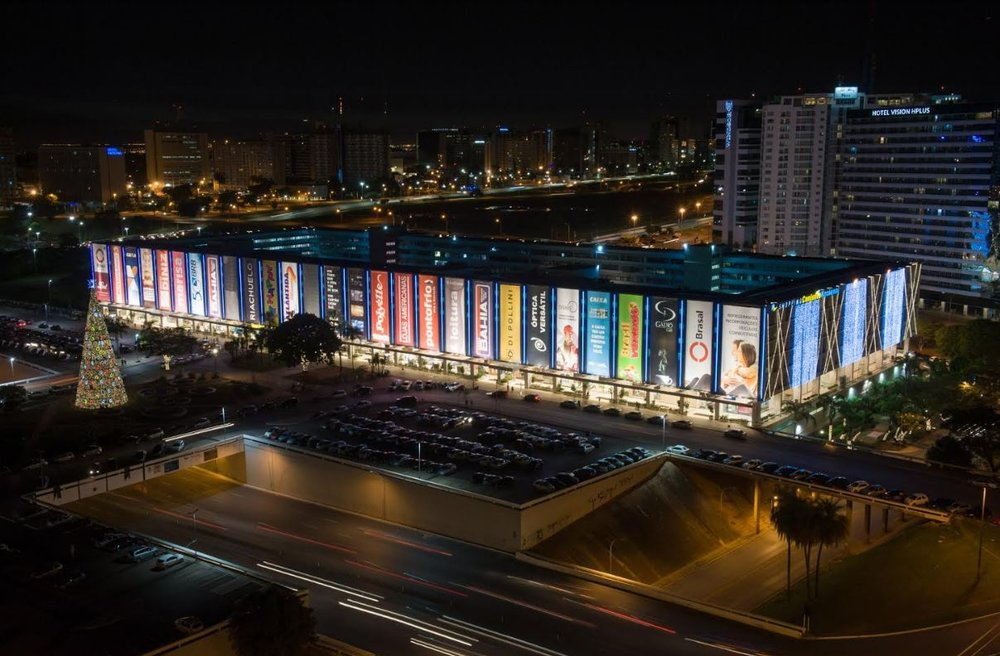 Conjunto Nacional Brasília - Terceiro Piso