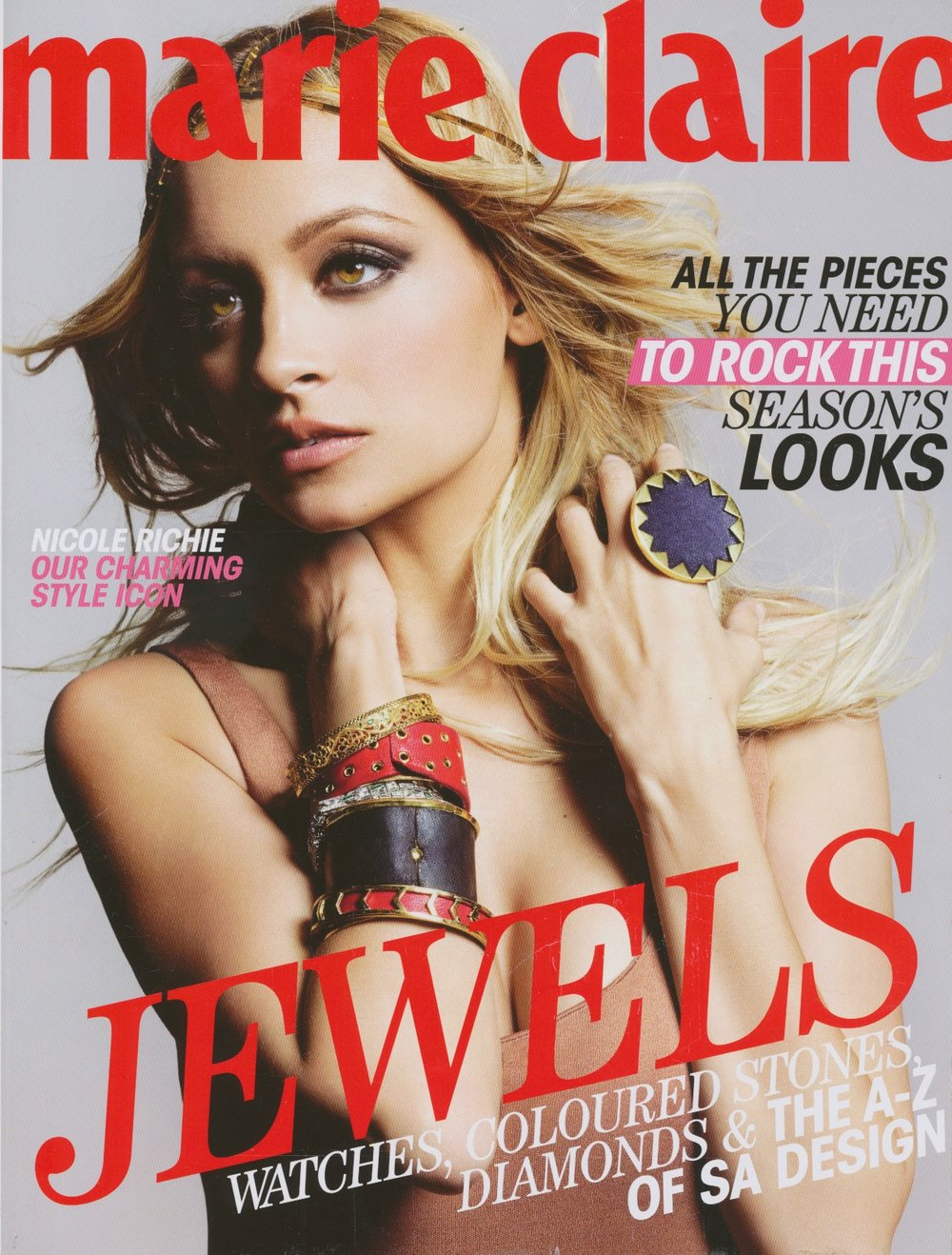 MARIE CLAIRE JEWELS DEC 2011