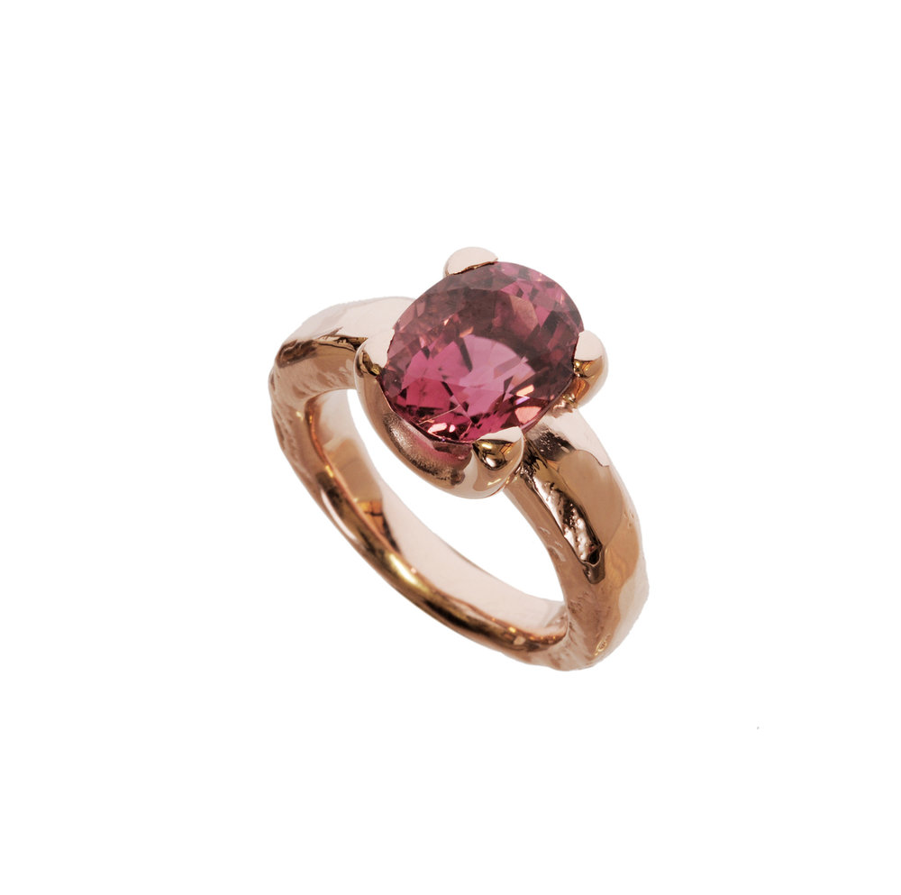 TOURMALINE & ROSE GOLD RING.jpg