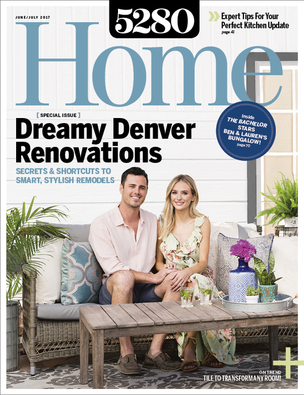June/July 2017  5280 Home   'Classic, Take Two'