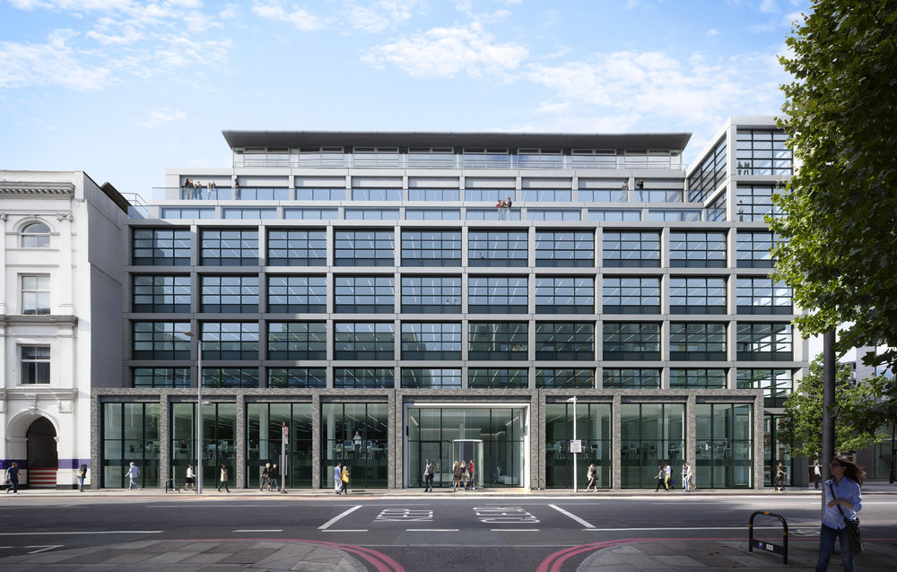 Cooper and southwark external CGI